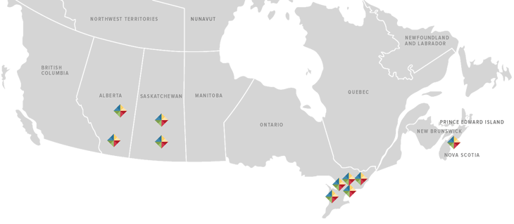 MNG-map