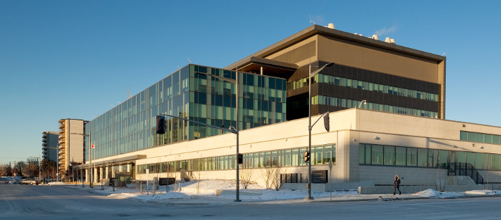 Forensic Services & Coroner's Complex