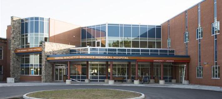 Winchester Hospital Emergency Room