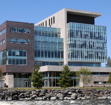 Carleton University River Building