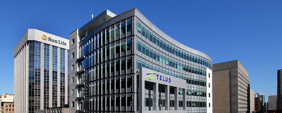 Telus House