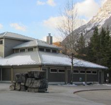 Kananaskis Village Centre