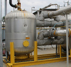 Trail Road Landfill Gas System Upgrades