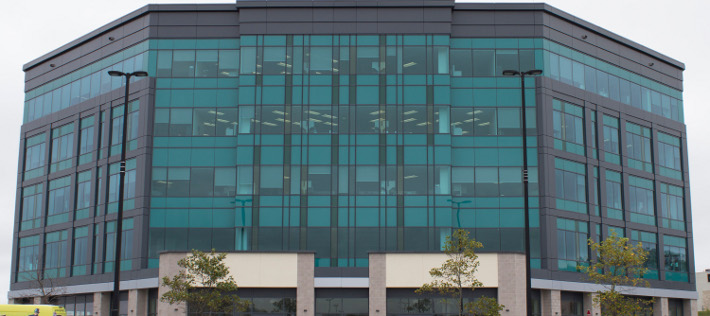Dartmouth Crossing Office Building