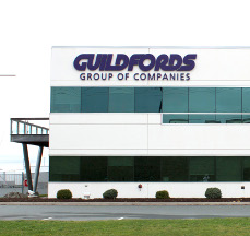 Guildfords' New Office/Warehouse