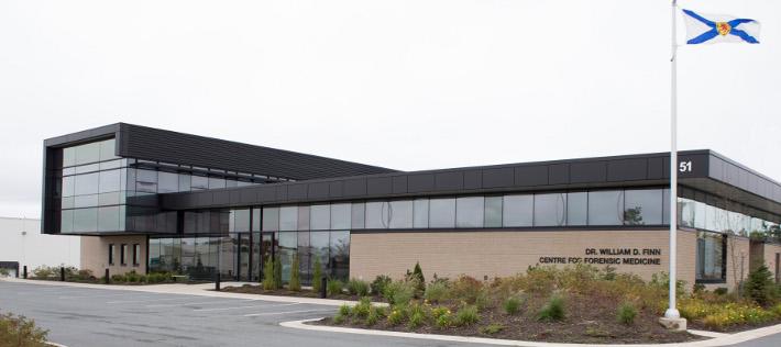 Nova Scotia Medical Examiner's Facility
