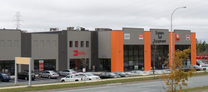 Wright Avenue Base Building Warehouse
