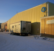 NAIT Heavy Equipment Campus