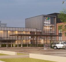 Milton District Hospital Expansion