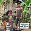 Modern Niagara Helps the Construction of 12 Homes in Battambang Province