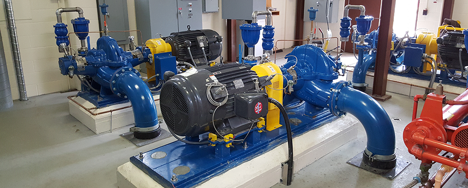 Capri Pump Station Upgrade