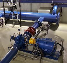 Crestmont Pump Station