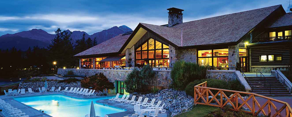 Jasper Park Lodge Upgrade