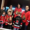 CHEO kids enjoy an afternoon of Senators hockey