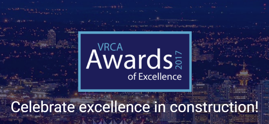 Three Vrca Silver Awards For Excellence In Construction