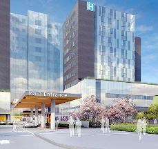 Boots on the Ground at Mackenzie Vaughan Hospital