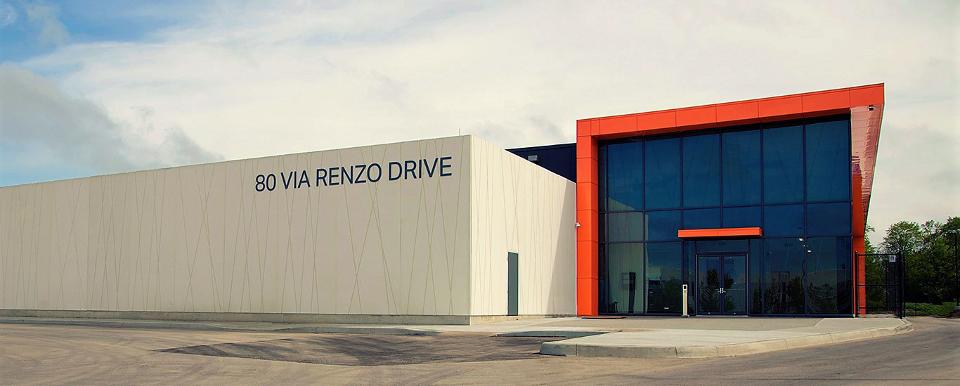 Urbacon RHL Data Centre