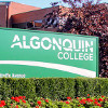 More Work at Algonquin College Carling Campus