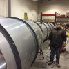 Refuse-Derived Fuel Dryer Project Showcases Sheet Metal Capabilities in Edmonton