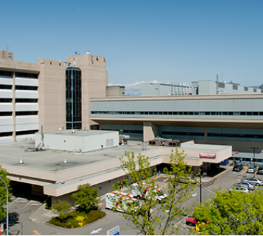 Royal Columbian Hospital Phase 1 Underway