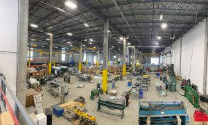 Modern Niagara's Pre-Fabrication Facility in Alberta
